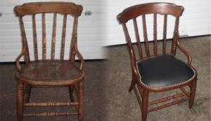 Перетяжка стульев на дому недорого в Люберцах