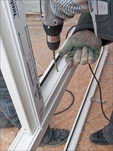 Восстановление геометрии окна недорого в Люберцах