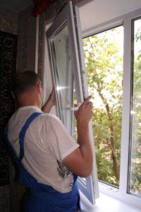 Замена створок пластиковых окон в Люберцах