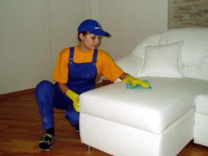 Чистка мебели на дому в Люберцах